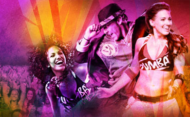 Zumba party et stage zumba marseille
